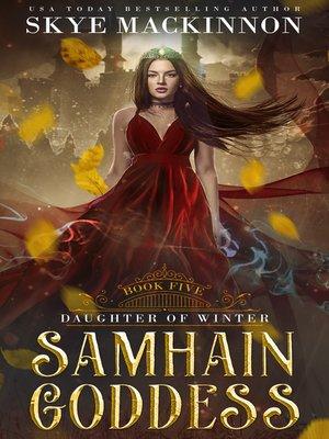 cover image of Samhain Goddess