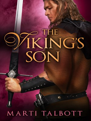 cover image of The Viking's Son