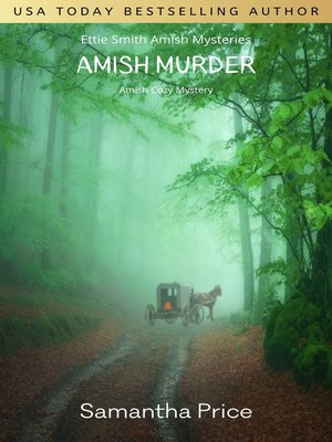 cover image of Amish Murder