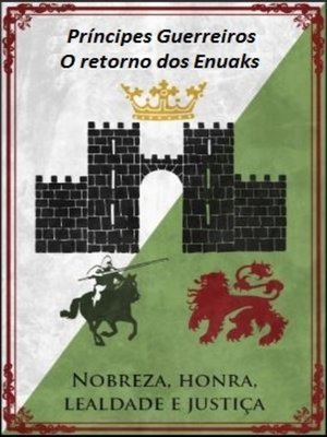 cover image of Príncipes Guerreiros