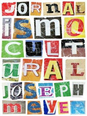 cover image of Jornalismo Cultural