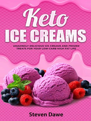 cover image of Keto Ice Creams
