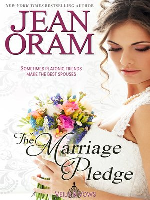 cover image of The Marriage Pledge