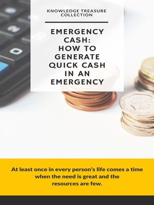 cover image of Emergency Cash