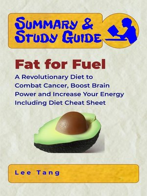 cover image of Summary & Study Guide--Fat for Fuel