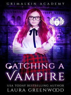 cover image of Catching a Vampire