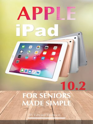 cover image of Apple iPad 10.2 for Seniors