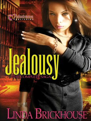 cover image of Jealousy, the Complete Saga