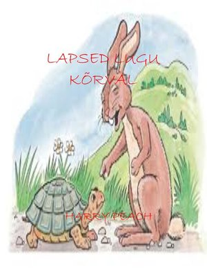 cover image of LAPSED LUGU KÕRVAL