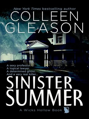 cover image of Sinister Summer