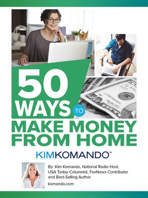 cover image of 50 Ways to Make Money From Home