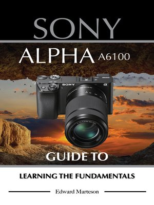 cover image of Sony Alpha A6100