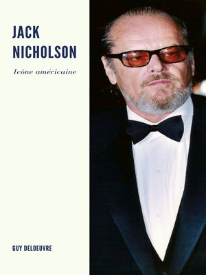 cover image of Jack Nicholson