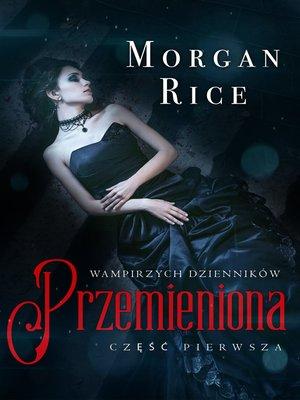 cover image of Przemieniona