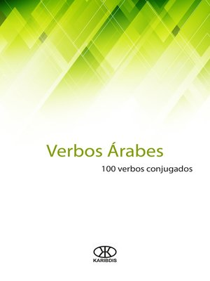cover image of Verbos árabes