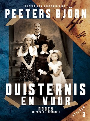 cover image of Abbey s03e01 – Duisternis en Vuur