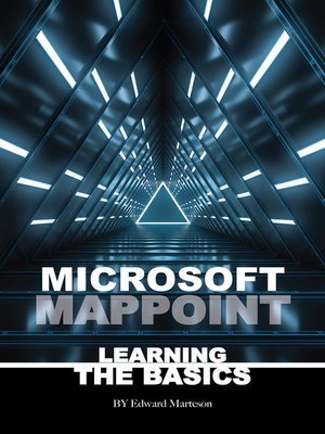 cover image of Microsoft MapPoint
