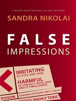 cover image of False Impressions