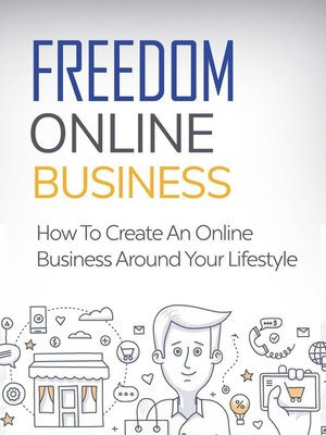 cover image of Freedom Online Business