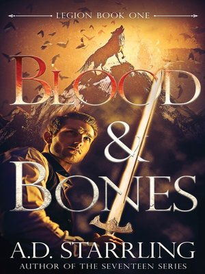 cover image of Blood and Bones