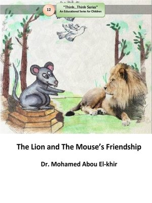 cover image of The Lion and the Mouse's Friendship