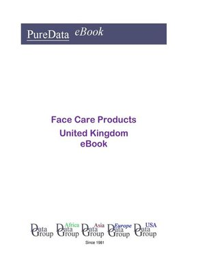 cover image of Face Care Products in the United Kingdom