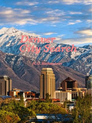 cover image of Denver Interactive City Search