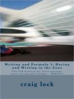 cover image of Writing and Formula 1