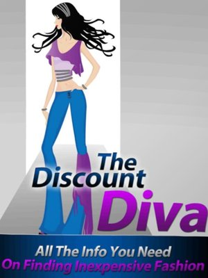 cover image of The Discount Diva