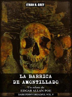 cover image of La Barrica de Amontillado