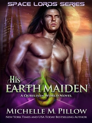 cover image of His Earth Maiden