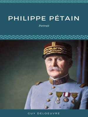 cover image of Philippe Pétain