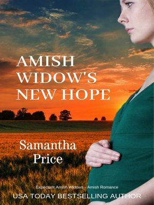 cover image of Amish Widow's New Hope