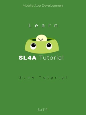 cover image of Learn SL4A