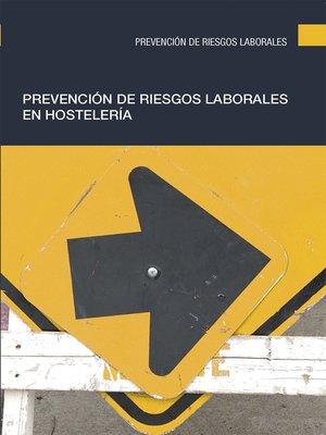 cover image of Prevención de riesgos laborales en hostelería