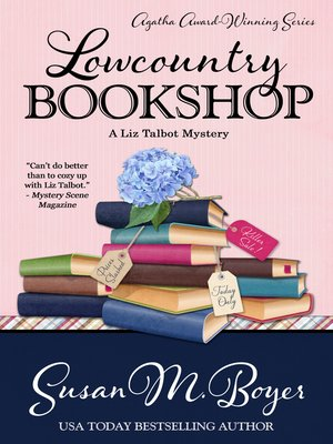 cover image of LOWCOUNTRY BOOKSHOP