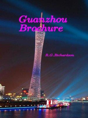 cover image of Guangzhou Brochure