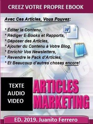 cover image of Créer votre propre Ebook