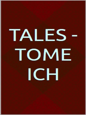 cover image of Tales--Tome ich