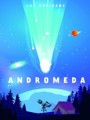 cover image of Andromeda