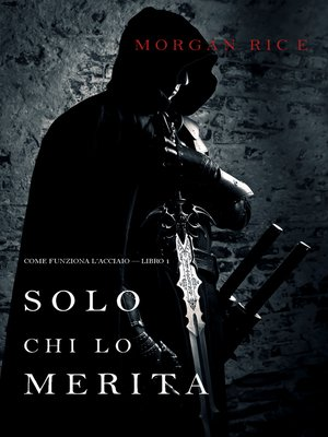 cover image of Solo chi lo merita