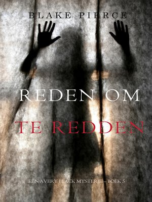 cover image of Reden om te redden