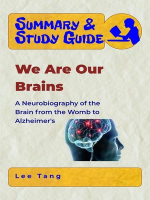cover image of Summary & Study Guide--We Are Our Brains