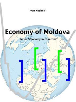 cover image of Economy of Moldova