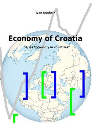 cover image of Economy of Croatia