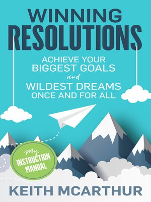 cover image of Winning Resolutions