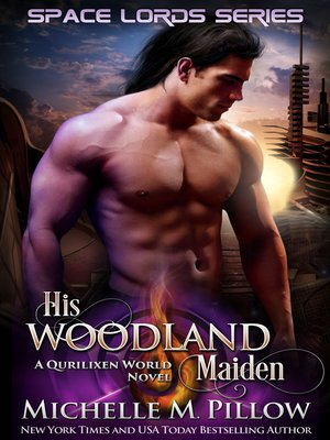 cover image of His Woodland Maiden