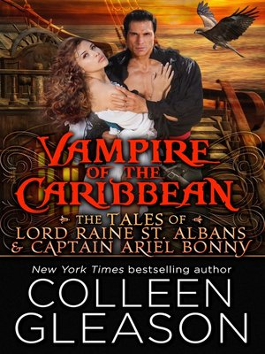 cover image of Vampire of the Caribbean
