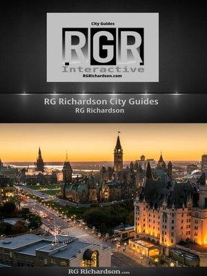 cover image of Ottawa Brochure