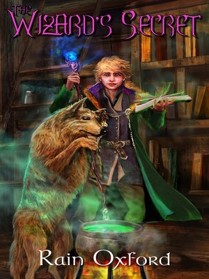 cover image of The Wizard's Secret